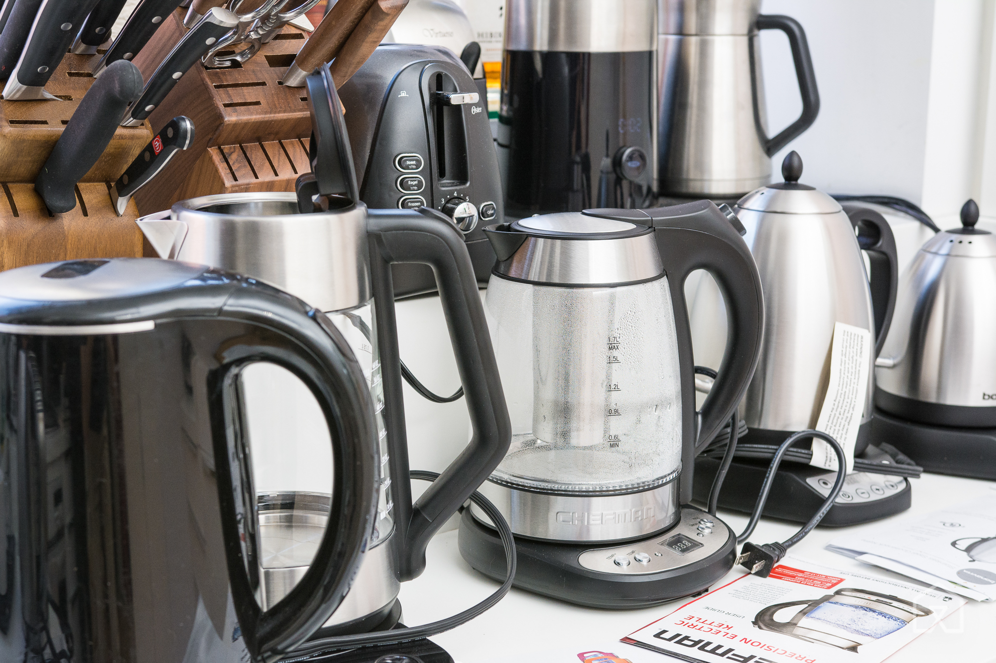 America S Test Kitchen Best Electric Kettle