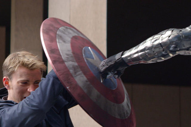 Disney may let guests throw Captain America's shield in VR