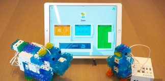 Sony's Koov is a candy-colored coding course for kids