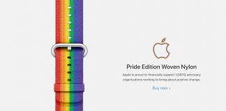 Apple Confirms Sales of Apple Watch Pride Edition Band Will Support LGBTQ Groups