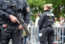 German police raided 36 homes over social media hate speech