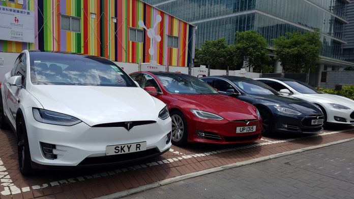 Tesla is laying the groundwork to build cars in Shanghai