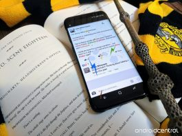 How to bring Harry Potter magic to your Facebook account
