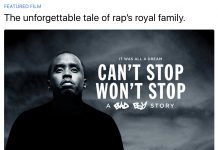 Hip-Hop Documentary 'Can't Stop Won't Stop' Debuts Exclusively on Apple Music