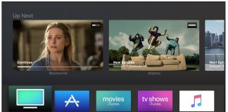 Apple TV's new firmware is available for adventurous watchers