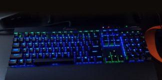 Corsair K70 RGB Rapidfire Mechanical Gaming Keyboard review