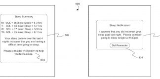 New Apple Patent Describes Sleep Tracking System With Bedtime Ritual Sensing and Power Nap Function