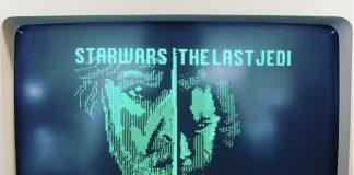 'Star Wars: The Last Jedi' Trailer Recreated on Vintage Apple IIc Computer