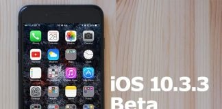 Apple Seeds Fifth Beta of iOS 10.3.3 to Developers