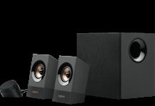 Logitech Z537 speaker system review