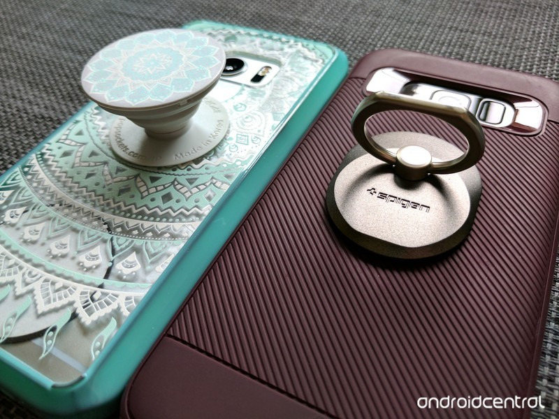 best loved 01e02 8cc5d PopSockets vs. Spigen Style Ring: Which grip should you stick to ...