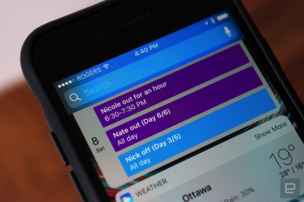 how to add google calendar to ios
