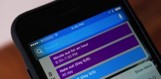 Google Calendar catches up to other iOS apps with a... widget