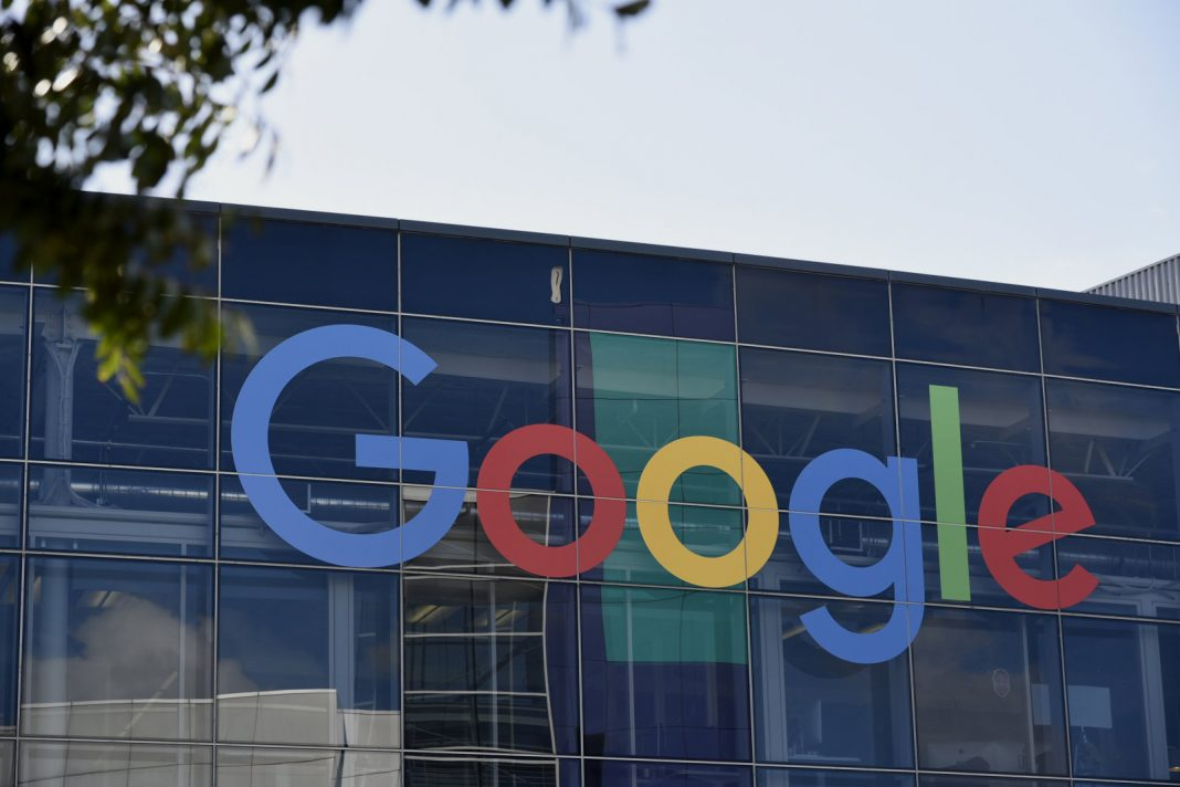 Google wins fight with Labor Department over pay gap data
