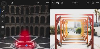 Adobe Lightroom for iOS Gains New Pressure Sensitive Selective Brush Tool