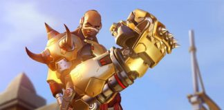 Doomfist is set to punch 'Overwatch' off a ledge on July 27