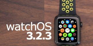 Apple Releases Minor watchOS 3.2.3 Update for Apple Watch