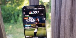 How to watch the British Open on your Android phone