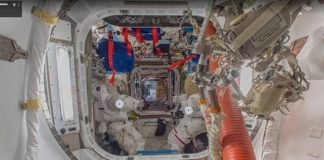 Head into orbit as Google Street View now lets you explore the ISS