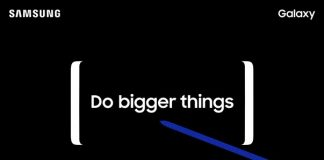 Samsung will reveal the Galaxy Note 8 on August 23rd