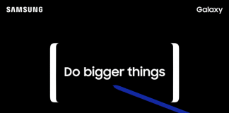 Samsung confirms Galaxy Note 8 launch for August 23