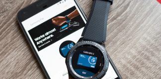 Samsung Pay launches on Gear S3 in the UK