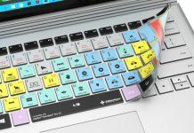 EditorsKeys provides the custom Surface keyboard covers Microsoft forgot