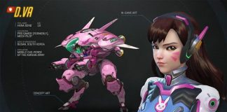 Dad of the year made a D.Va mecha cosplay suit for his daughter
