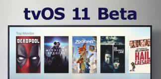 Apple Seeds Third Public Beta of tvOS 11 to Public Beta Testers