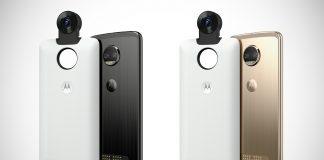 Motorola's newest Mod is this $300, 360-degree camera