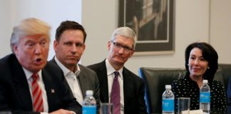 Apple Plans to Build Three 'Big' Factories in the United States