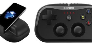 Kanex's GoPlay Sidekick Pocket-Sized Game Controller for iPhone, iPad, and Apple TV Now Available