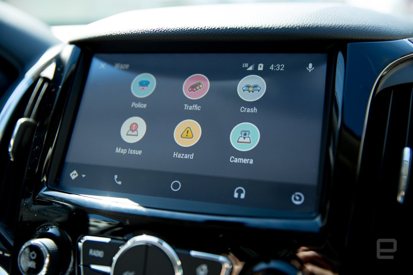 Waze joins Google Maps on Android Auto | AIVAnet
