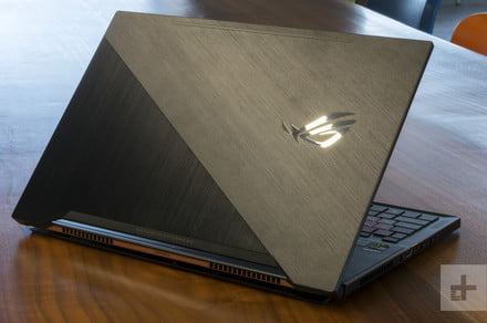 Asus ROG Zephyrus GX501VI Gaming Laptop Review