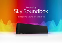 Sky's made its own surround sound TV speaker with Devialet