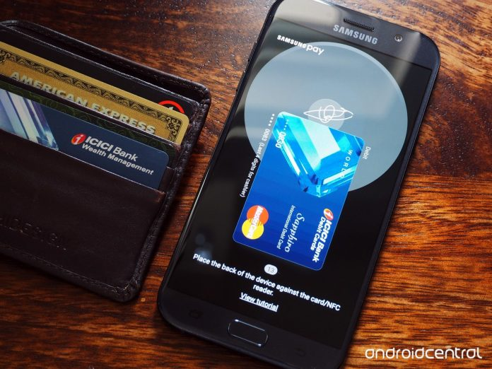 New rumor says Samsung Pay could be heading to non-Samsung phones