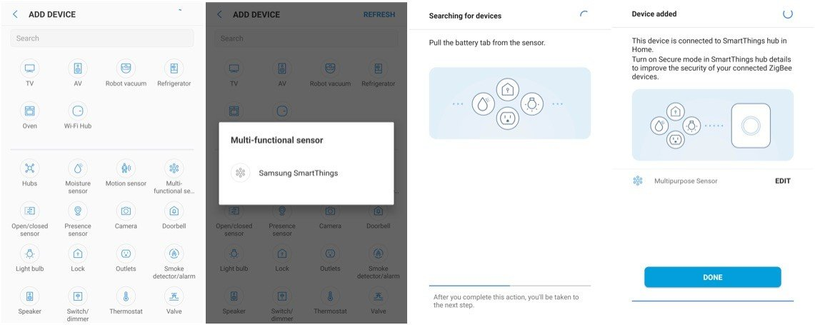How to get started with Samsung SmartThings - AIVAnet