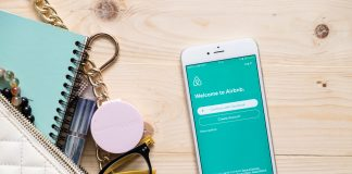 Airbnb helps you tell everyone why you left that dive early