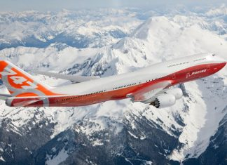 The biggest airplanes in the world