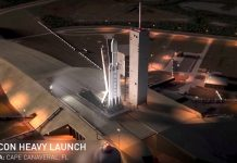 SpaceX schedules Falcon Heavy's maiden launch for November