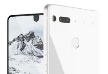 Essential offers a sneak peek at its camera capabilities