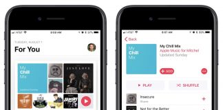 Apple Music's 'My Chill Mix' Playlist Rollout Expands So More Users Can 'Relax and Unwind'