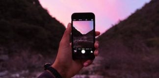 Using AI, the next iPhone camera could automatically choose a scene mode for you