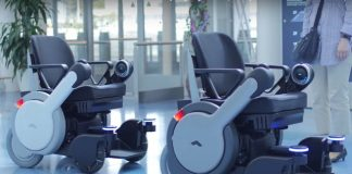 Panasonic's self-driving wheelchairs are now trundling around a Tokyo airport