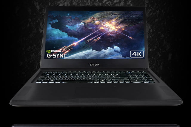 EVGA's latest SC17 laptop provides pure overclocking bliss for mobile PC gamers