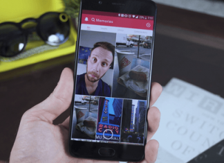 How to upload photos to Snapchat Story, and eliminate the 'white border of shame'