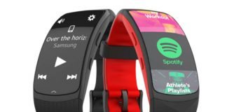 Samsung's next Gear Fit will track your swimming