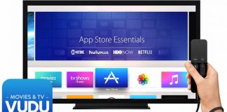 Walmart Streaming Movie Service VUDU Coming to Apple TV on August 22