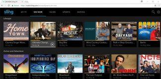Sling TV Debuts Desktop In-Browser Player for Google Chrome
