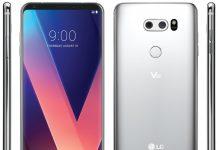 Latest LG V30 render leak shows front, back and sides in full